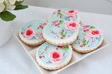 Beautiful Sugar Cookies