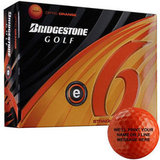Bridgestone Personalized Golf Balls ($30)