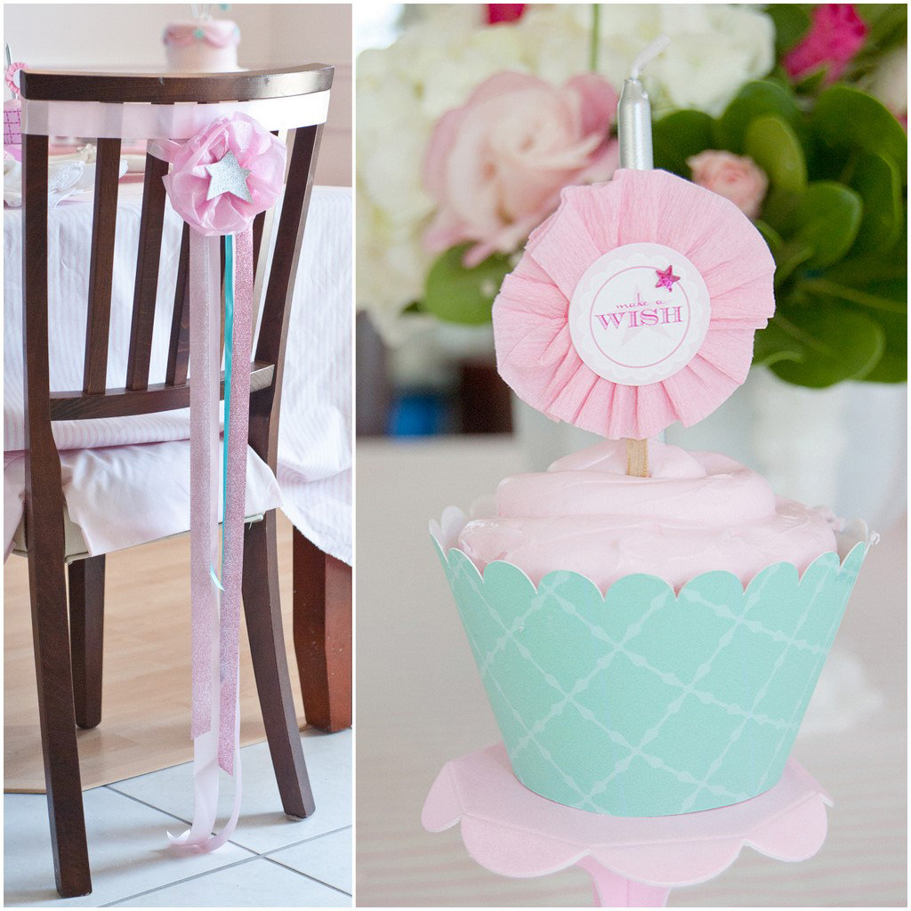 Decor and Cupcakes