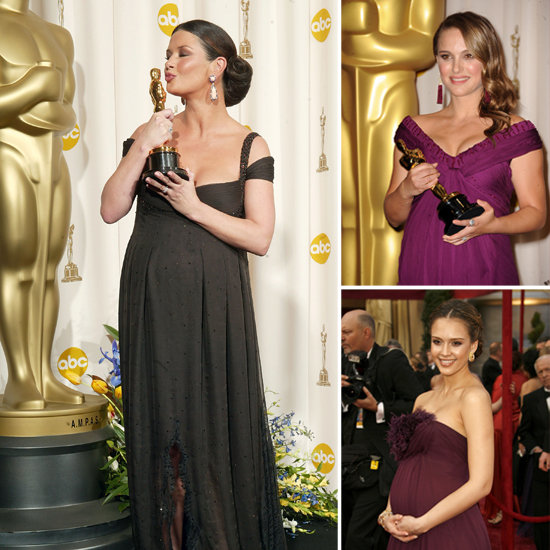 10 Celebs Who Rocked a Baby Bump at the Oscars