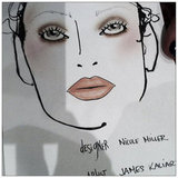 The face chart at Nicole Miller.