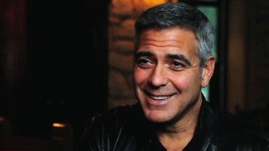 "Video: George Clooney Jokes About Brad Pitt's Career: ""There's Always Dinner Theater!"""