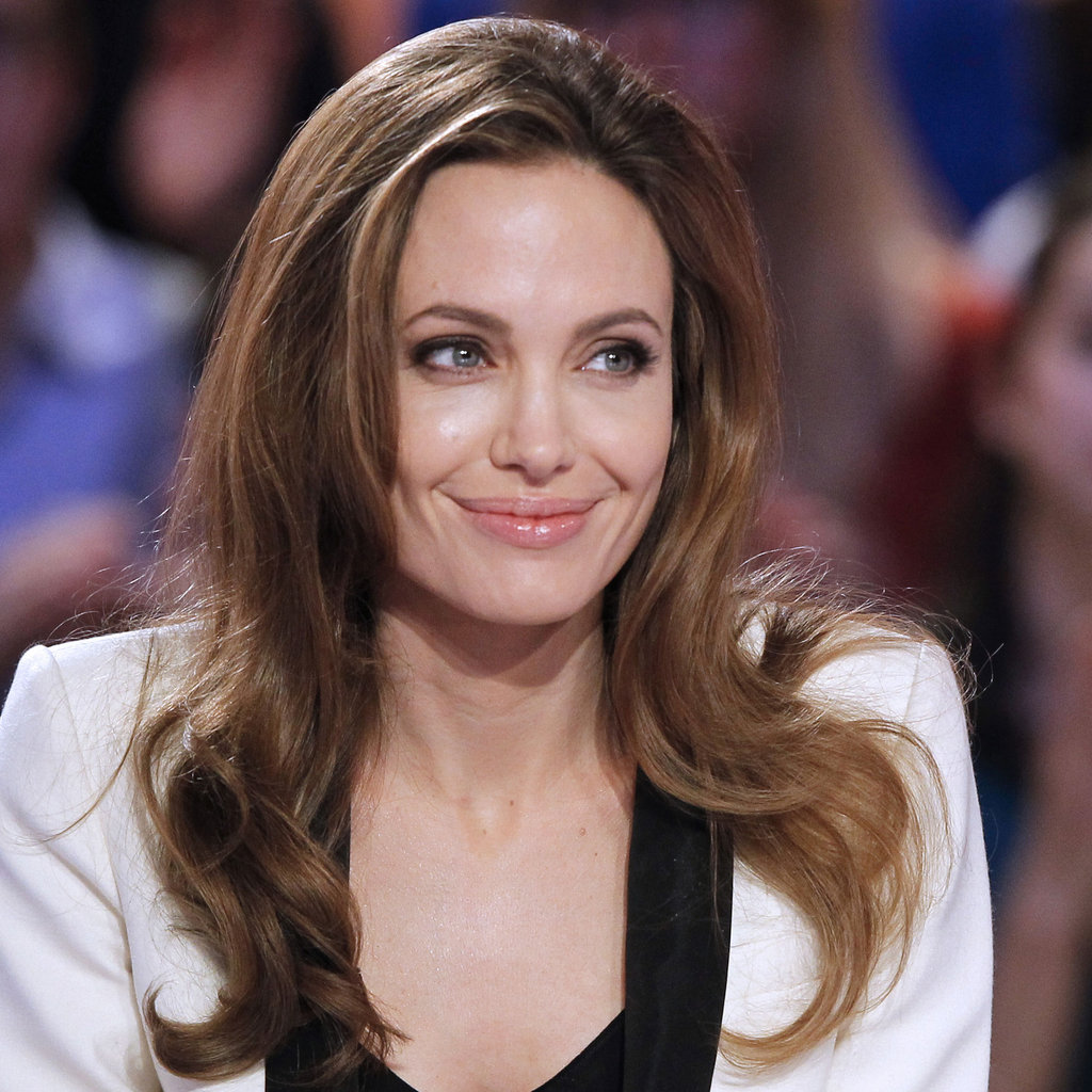 Angelina chatted about her new film, In the Land of Blood and Honey.