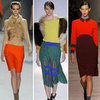 Fall 2012 Runway Trend: Cool Color Combos