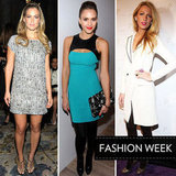 Celebs Show Off Their Style From the Front Row at NYFW
