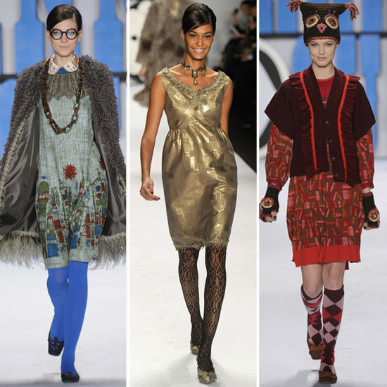 2012 Fall New York Fashion Week: Anna Sui