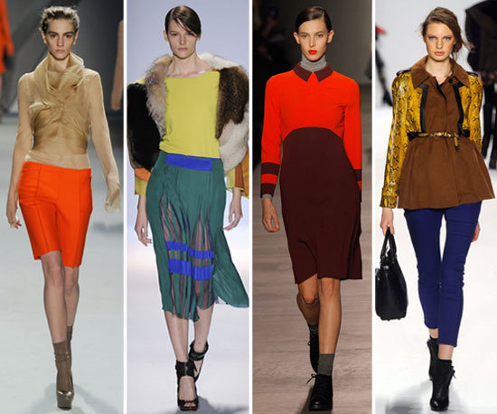 15 Fresh Color Combos to Try From New York Fashion Week