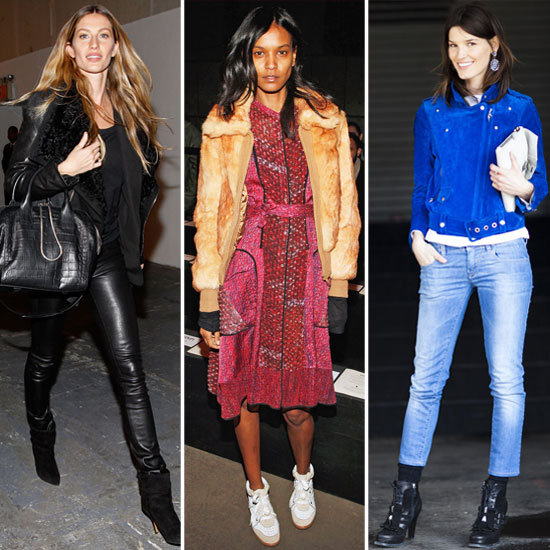 20 Off-Duty Model Looks Snapped at New York Fashion Week