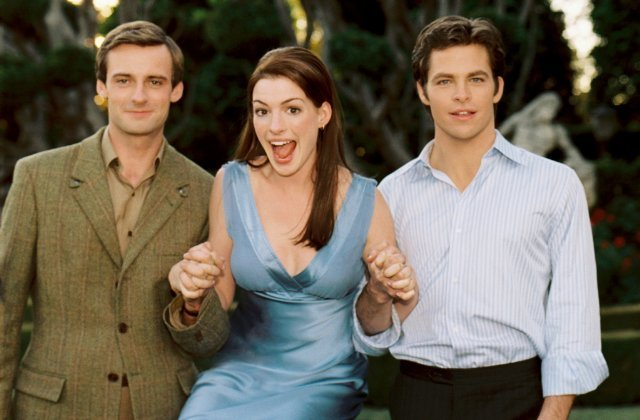 Chris Pine, The Princess Diaries 2: Royal Engagement