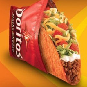 New Taco Bell Doritos Taco Out March 8