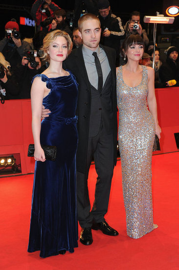 Robert Pattinson Handsomely Premieres Bel Ami in Berlin
