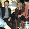 Pregnant Sienna Miller Partying With Tom Sturridge Pictures