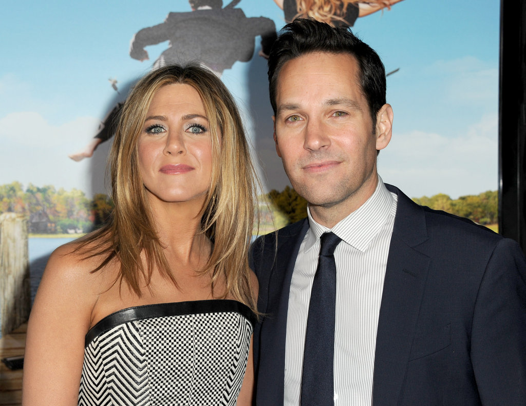 Jennifer and Justin Keep a Professional Distance at Wanderlust's Premiere