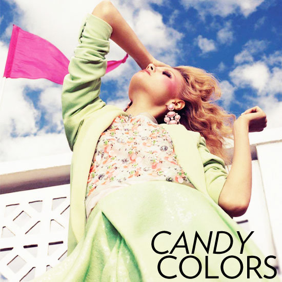 Spring 2012 Trend: Pastel Colors