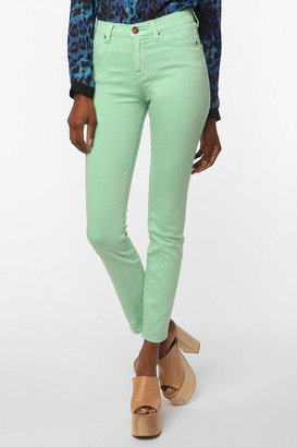 Urban Outfitters Green High-Waist Jeans ($58)