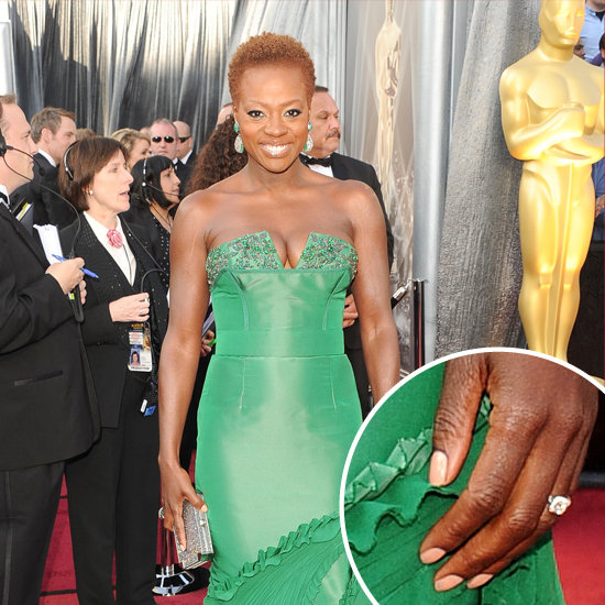 Viola Davis: Her Oscars Nails