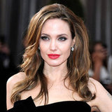 Angelina Jolie Beauty Look at Oscars 2012