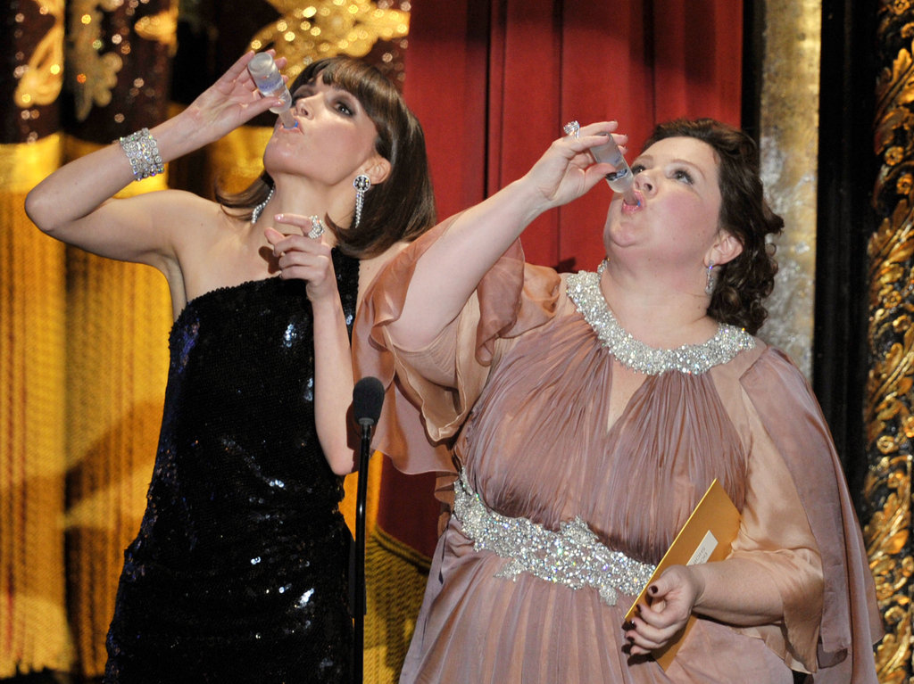 Rose Byrne and Melissa McCarthy