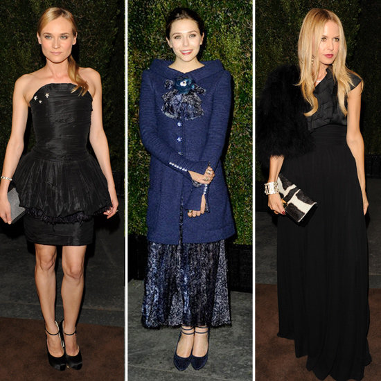 Chanel Pre-Oscars Party Pictures