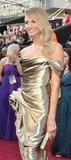 Stacy looks golden in Marchesa at the Oscars.