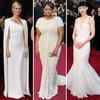 Oscars 2012 White Dress Trend