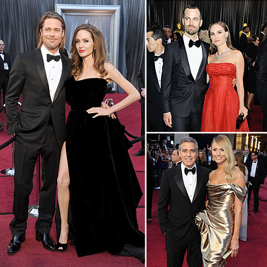 2012 Oscars: Best Dressed Couples on the Red Rug!
