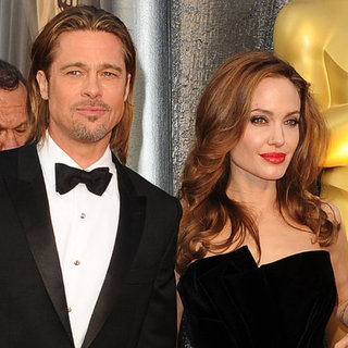 2012 Oscars Celebrity Couples Red Carpet Pictures