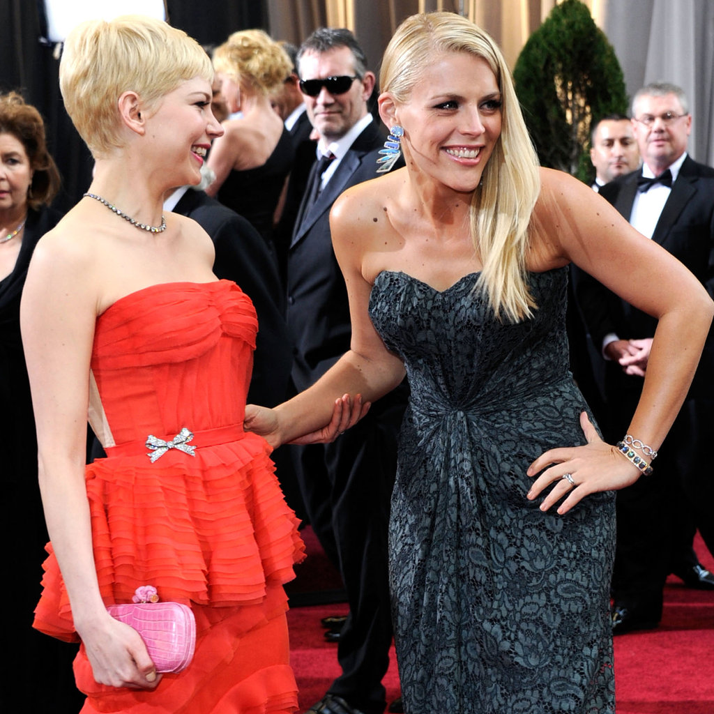 Michelle Williams Oscar Dates