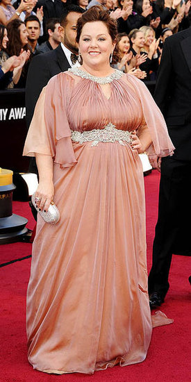 Melissa McCarthy(2012 Oscars)
