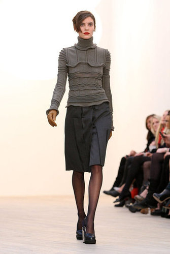 Pringle of Scotland Runway Fall 2012