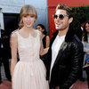 Taylor Swift and Zac Efron Hugging at The Lorax Premiere