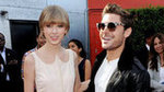 "Video: Zac Efron Kisses and Praises the ""Absolutely Wonderful"" Taylor Swift"