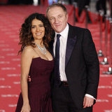 Salma Hayek and Antonio Banderas Goya Cinema Awards Pictures