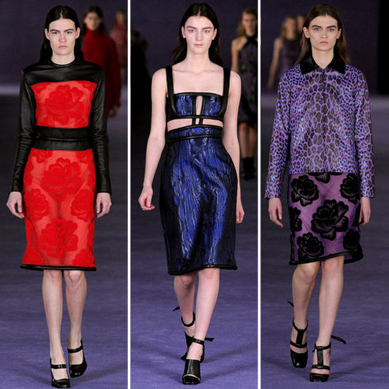 2012 A/W London Fashion Week: Christopher Kane