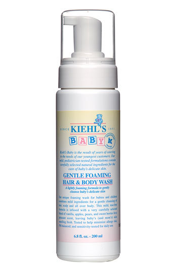 Kiehl's Baby Gentle Foaming Hair and Body Wash