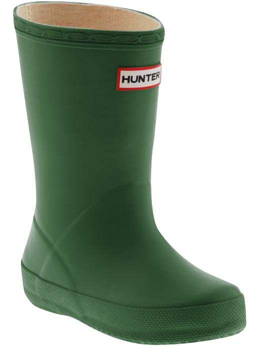 Hunter Rainboots ($50)