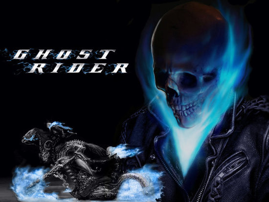 ghost rider - angel?
