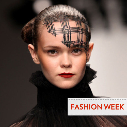2012 A/W London Fashion Week: Day 1 Beauty Round-Up