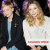 2012 A/W London Fashion Week: Front Row Beauty
