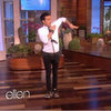 Justin Theroux Break Dancing Video