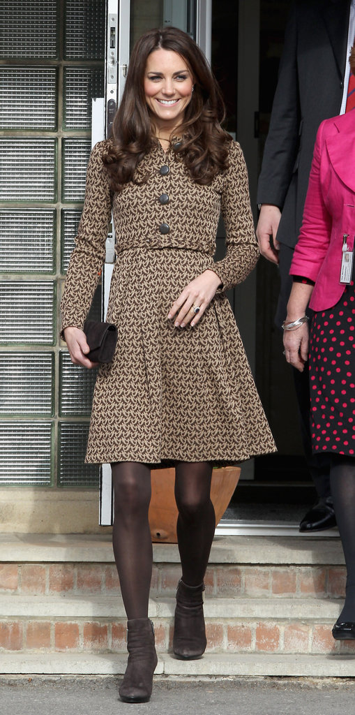 Kate Middleton went to the Rose Hill Primary School in Oxford.