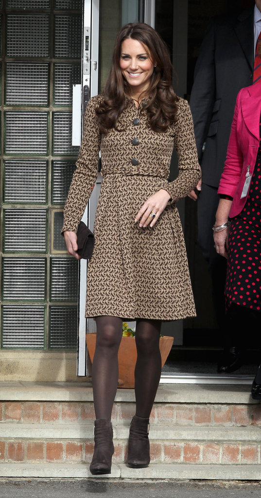Kate Middleton left the Rose Hill Primary School in Oxford.