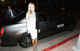 Malin Akerman attended a Vanity Fair and Juicy Couture bash held in association with Shailene Woodley's All It Takes charity.