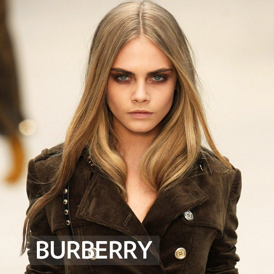 The Backstage Lowdown You Haven't Seen Yet From Burberry!