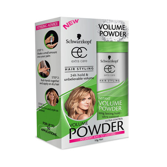 Schwarzkopf Extra Care Heidi's Instant Volume Powder, $8.99