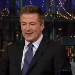 Alec Baldwin on David Letterman Interview