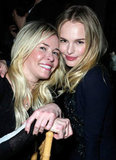 Kate Bosworth said hello to Chelsea Handler.