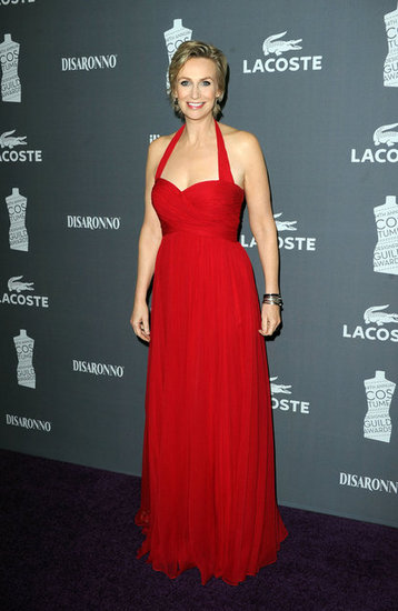 Jane Lynch hosted Costume Designers Guild Awards.
