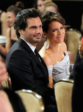 Kate Beckinsale and Len Wiseman sat in the audience.