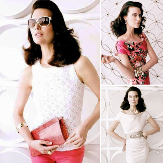 Sneak Peek: Banana Republic's Spring Mad Men Collection